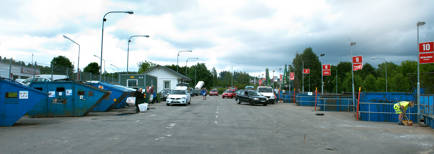 Böda återvinningscentral öppettider